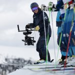 Alexander Ryden Skiing Gimbal Operator followcam Skicross
