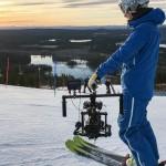 Alexander Ryden Skiing Gimbal Operator followcam Mattias Hargin