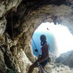 Kalymnos, Crystal Cave, Adventure filmmaker, Climbing Photographer, Fotograf Klättring