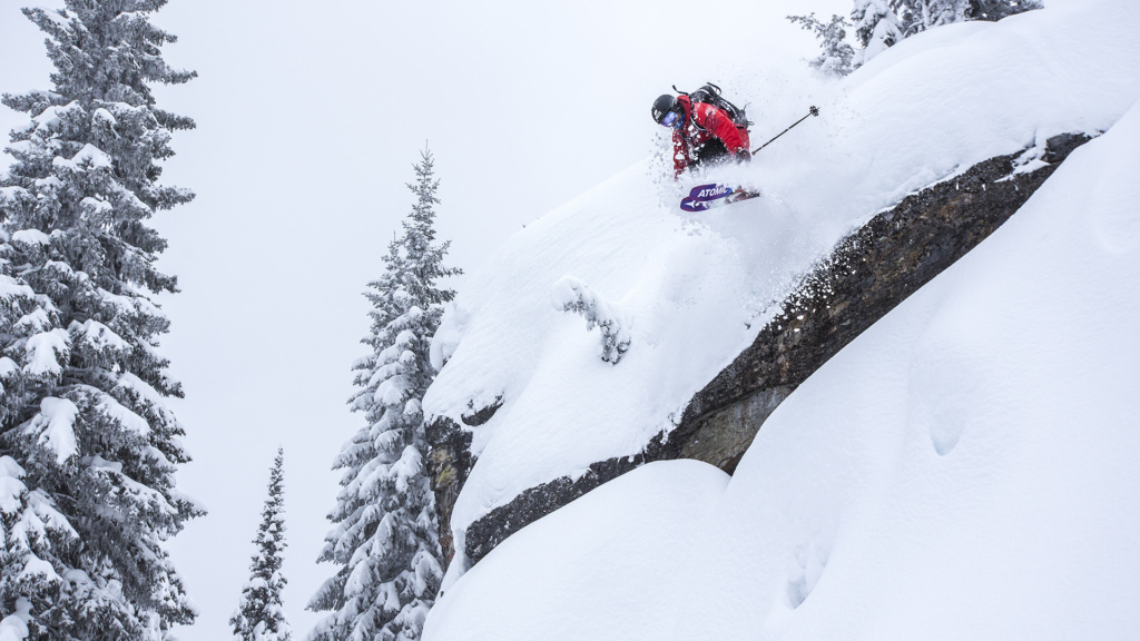 Henrik Windstedt Skiing in BC Canada, Photographer, filmmaker, Alexander Ryden, Klättring