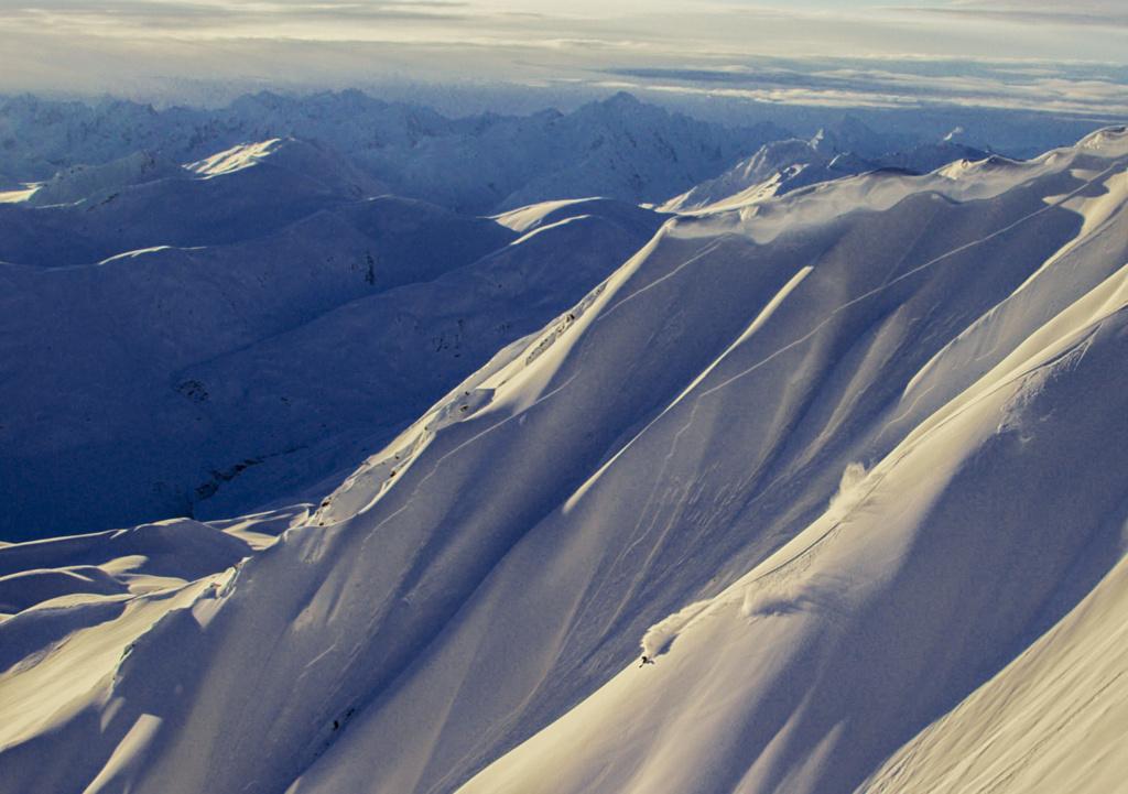 Henrik Windstedt Skiing in Haines Alaska, Photographer, filmmaker, Alexander Ryden, Klättring
