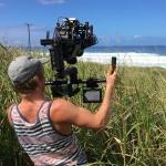 Alexander Ryden Gimbal Operator, Red Camera, Hawaii, Shades of winter, Between