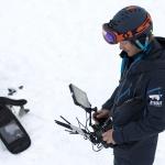 Alexander Ryden Drone Operator Alexa mini Winter, snow