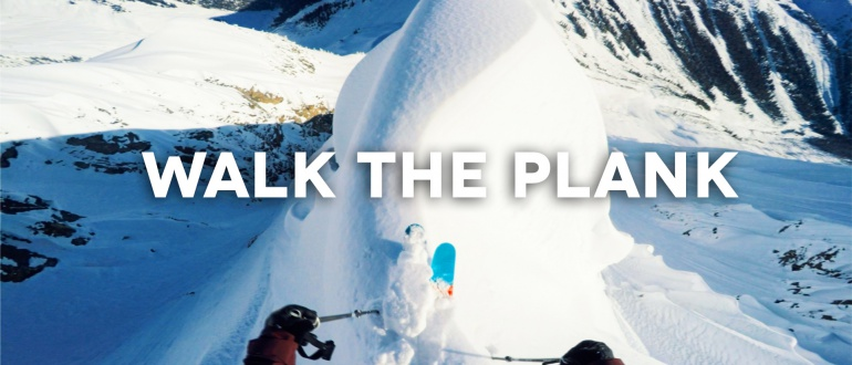 Dave Treadway, Canada, Walk the plank