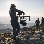 Alexander Ryden Gimbal Operator, Åre Sweden, Filmmaker