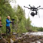 Alexander Ryden Drone Operator, Åre Sweden, Drönare,