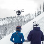 Alexander Ryden Drone Operator winter snow Canada Freefly Systems