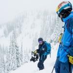 Alexander Ryden Skiing Gimbal Operator Canada, Henrik Windstedt