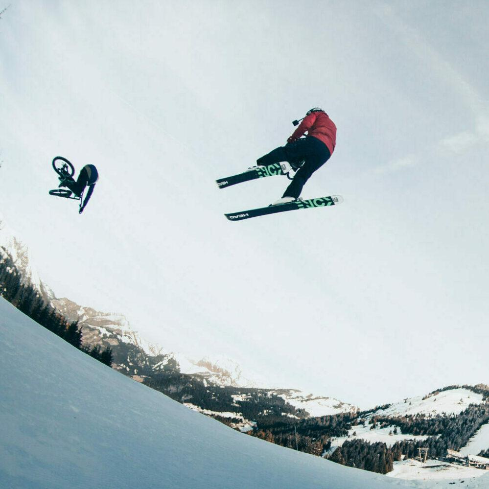Alexander Ryden gimbal Operator, jumping followcam