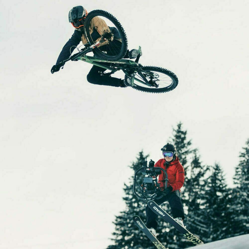 Alexander Ryden Jumping followcam with Alexa mini